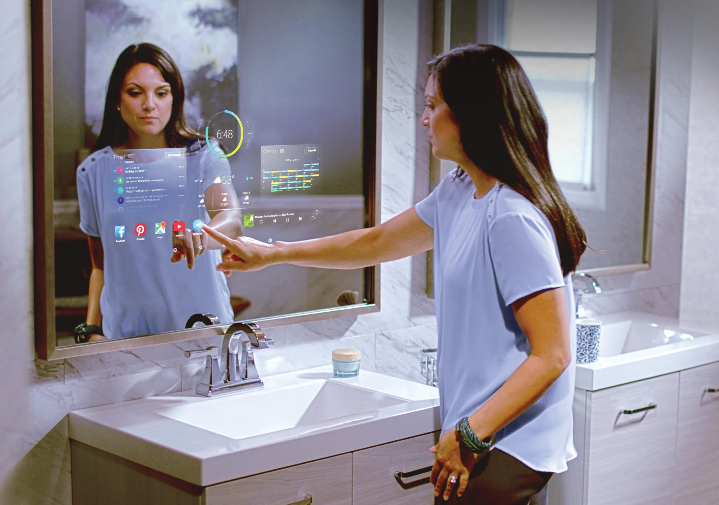 Séura Introduces Smart Mirrors For Smarter Homes Cedia Expo